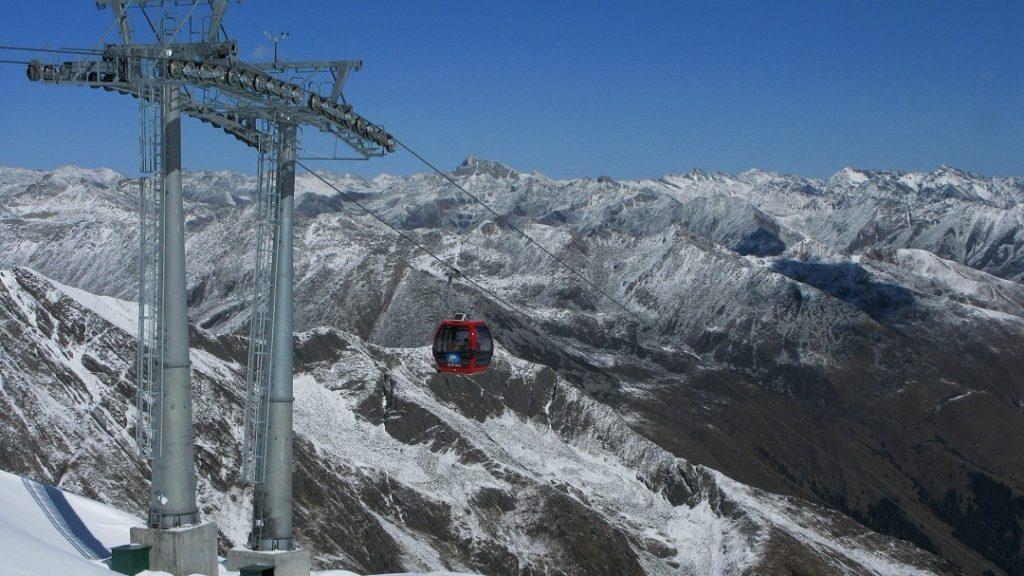 Heishui Dagu Glacier Lift