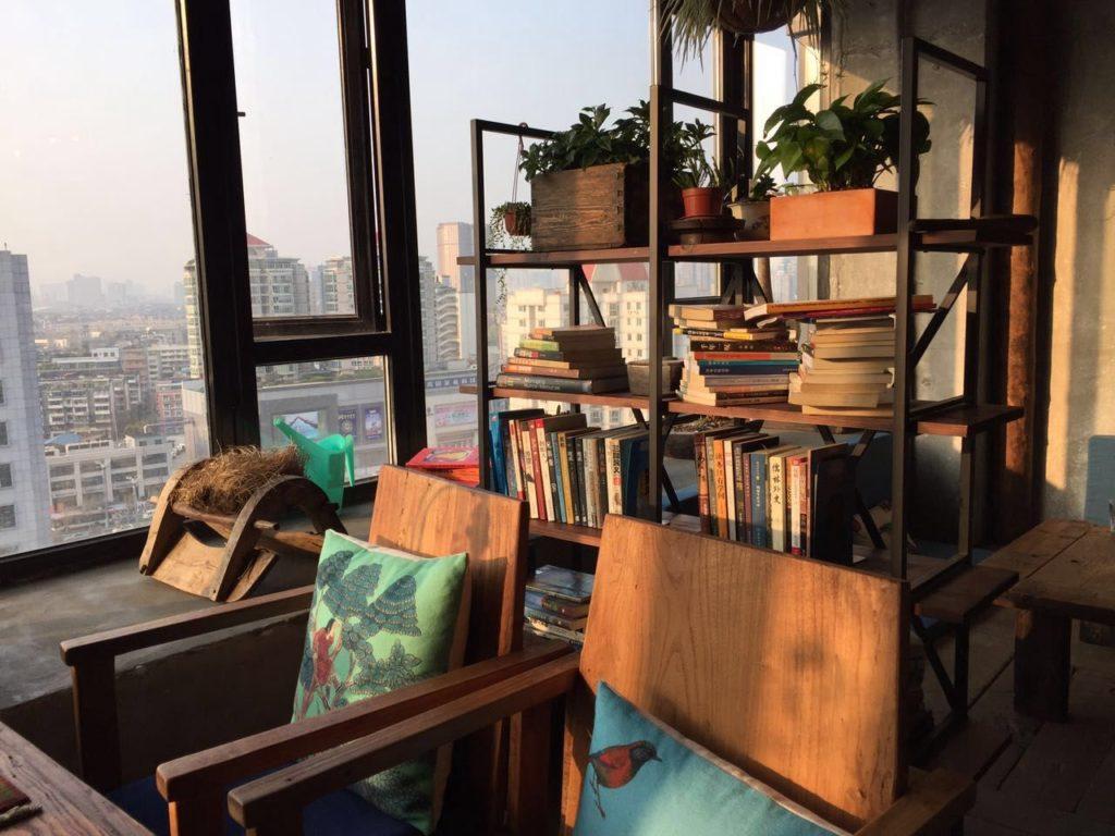 Charu window view