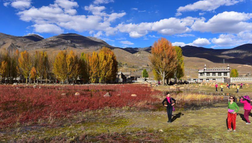 Daocheng Tibet