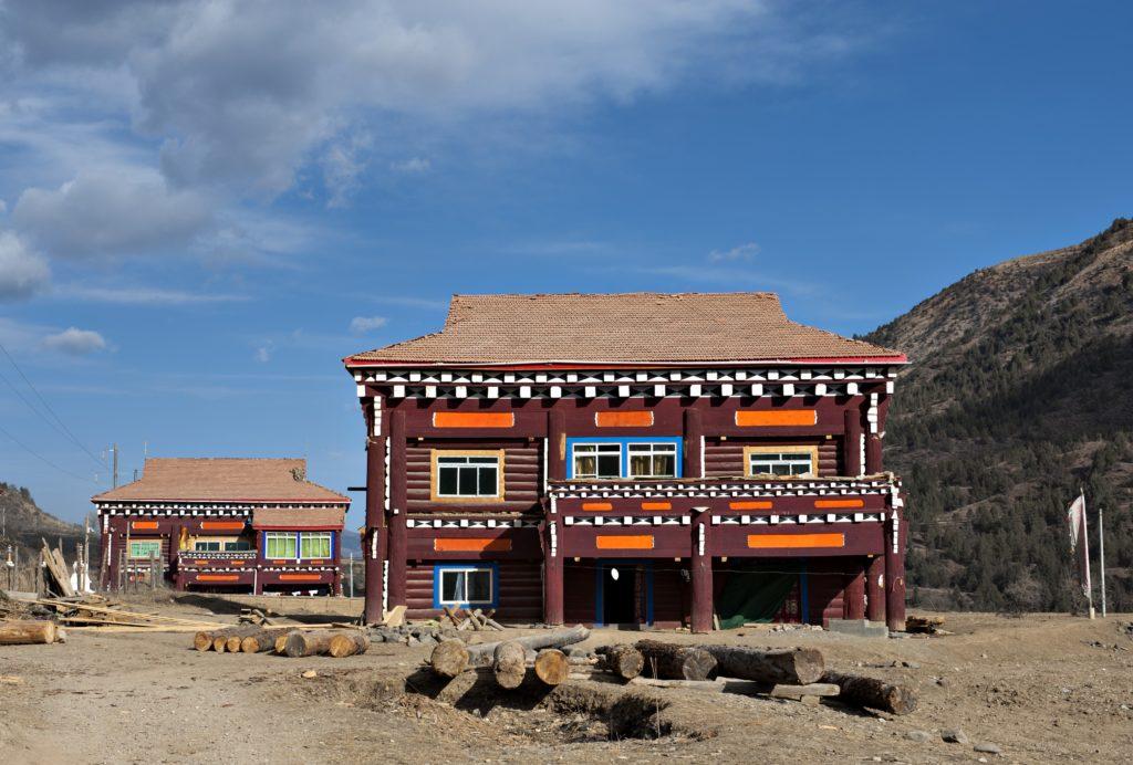 Daofu architecture