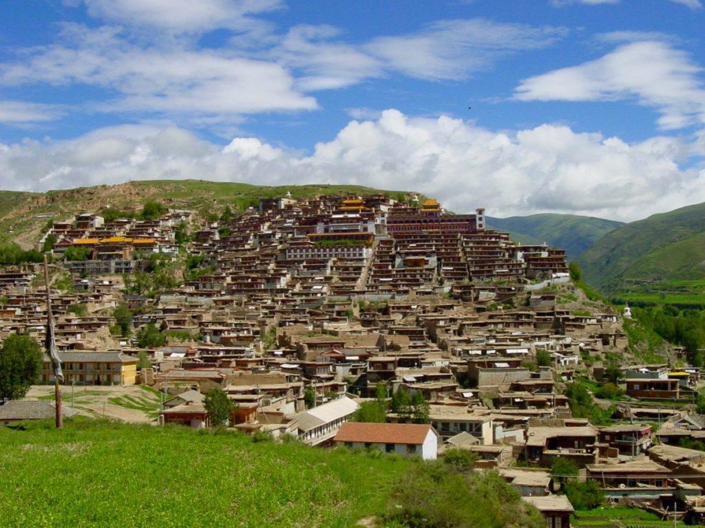 Ganzi monastery