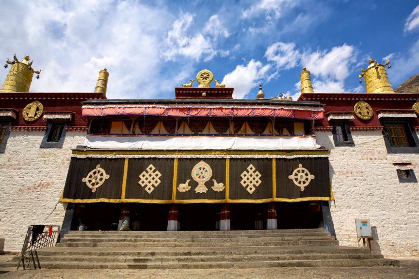 Gelugpa sect Tibet