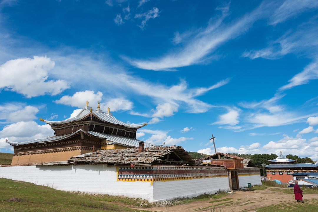 Kirti Monastery Langmusi
