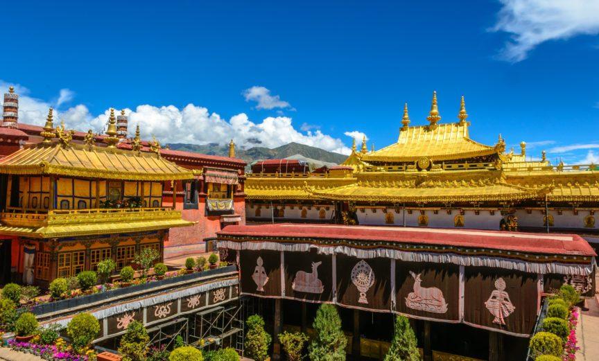 Nyingma Sect Tibet - small