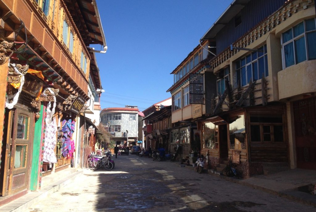 Shangrila old town