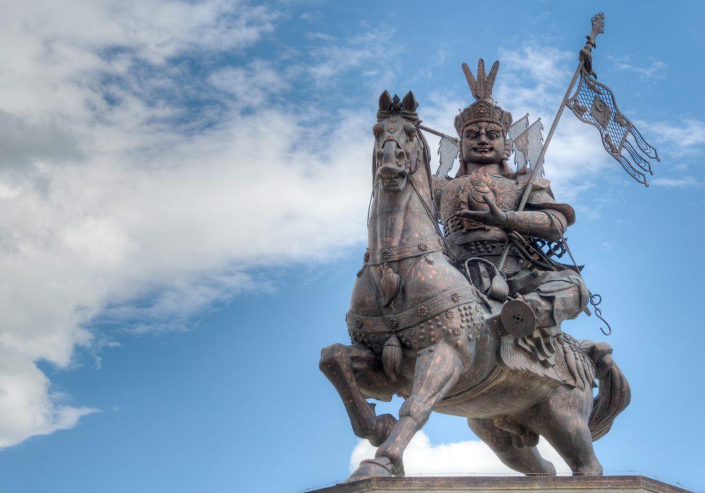 Shiqu Statue Tibet - Copy