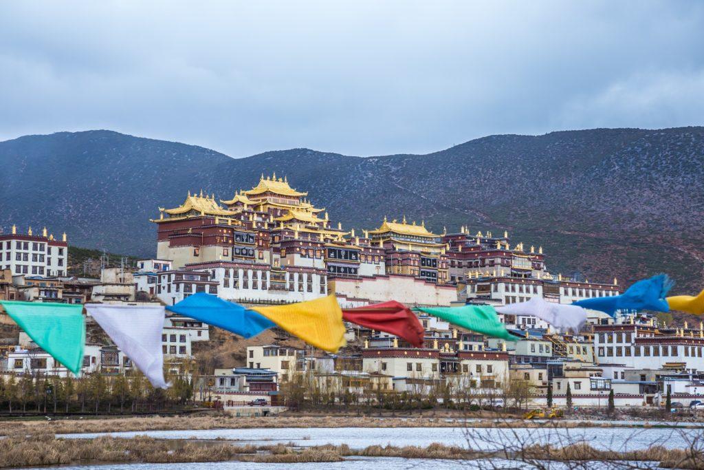 Songzanlin Monestery Tibet