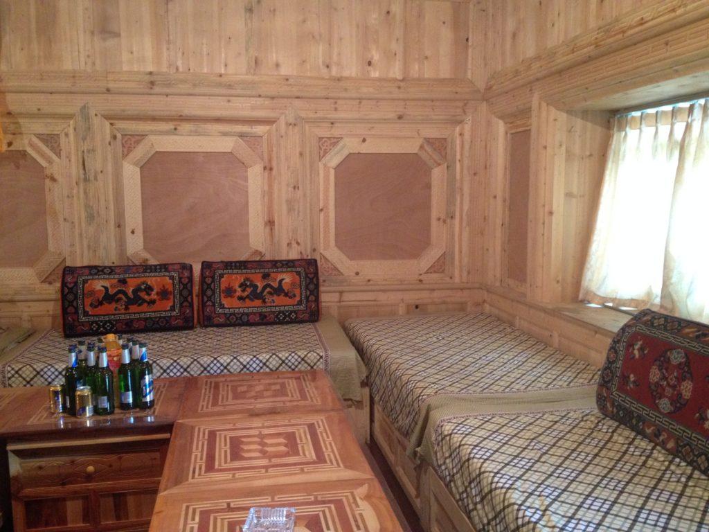 Tenpa's Homestay living quarters