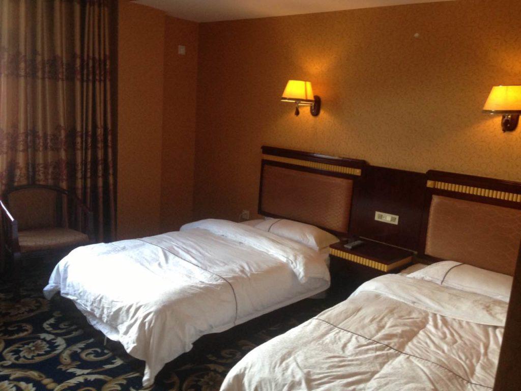 Tianzhu Hotel room