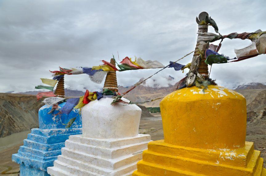 Windhorses Prayer Flags Tibet