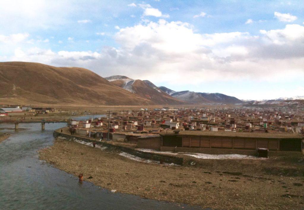 Yachen monastery