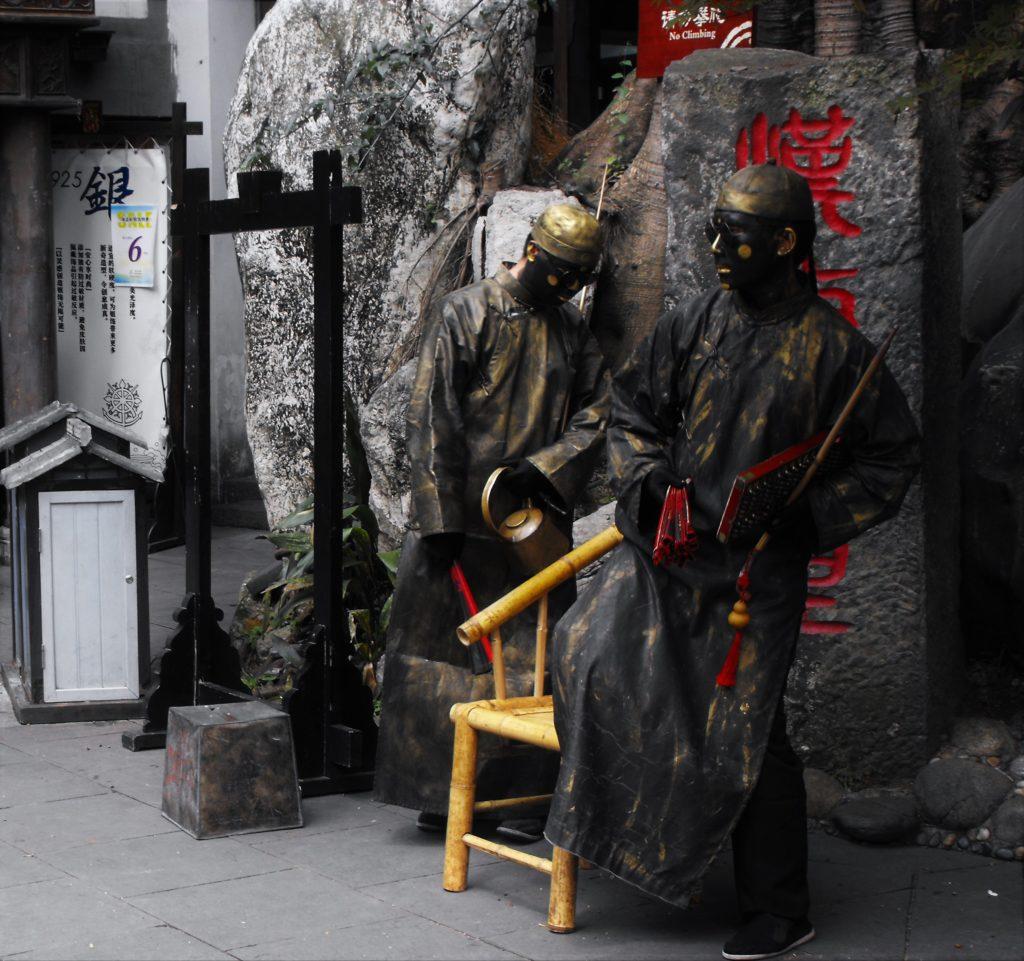 Jinli St. in Chengdu