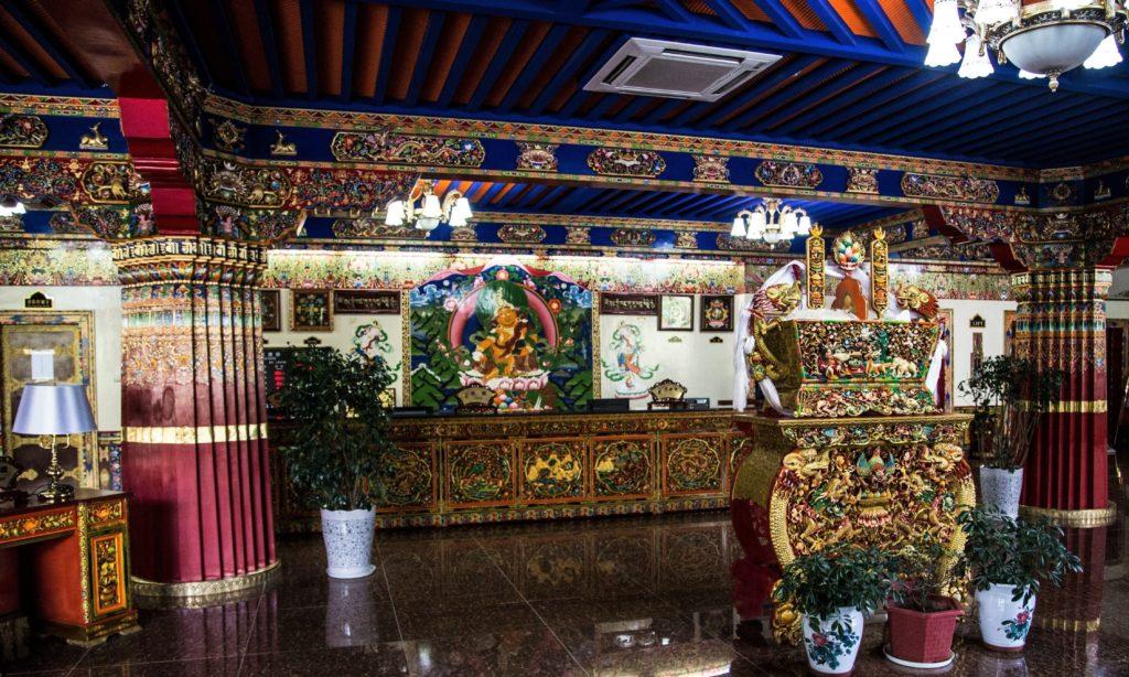 Gesar Hotel Shigatse