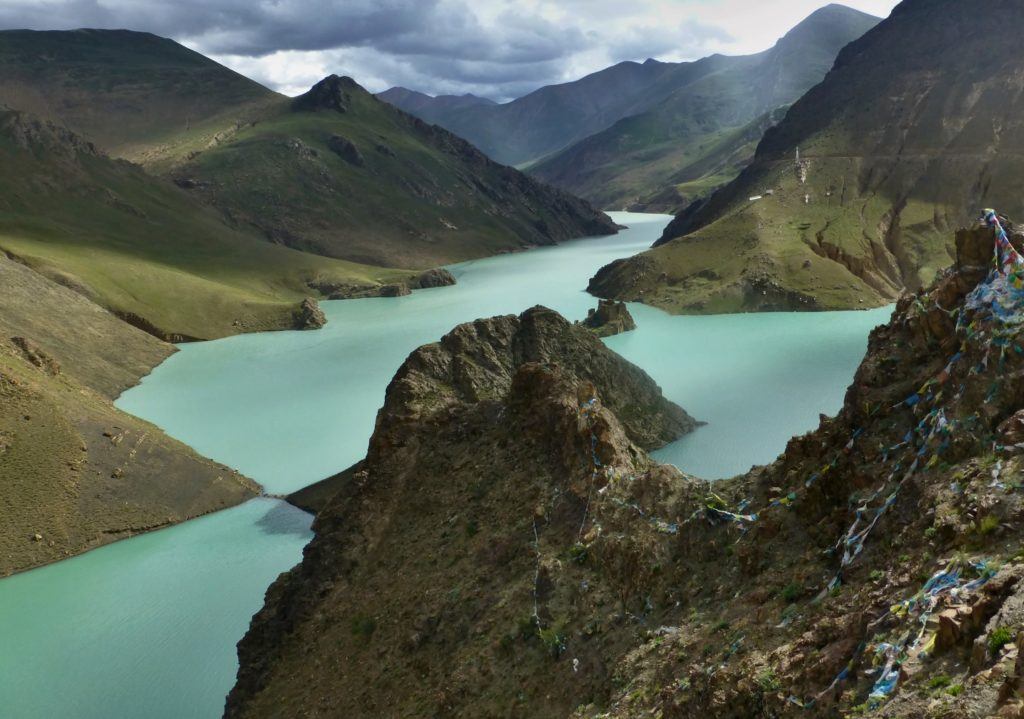 Yamdrok Lake Tibet