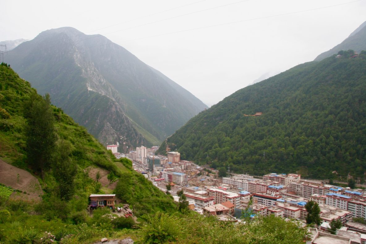 kangding_valley