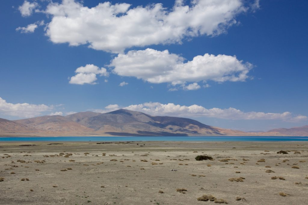 Peiku Tso Lake