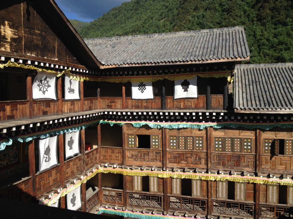 Zhuokeji Tusi Official Manor
