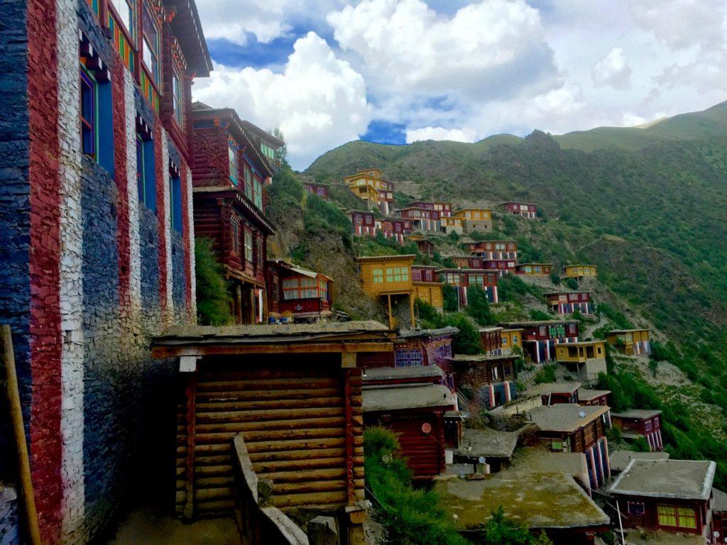 Dzongzar monastery