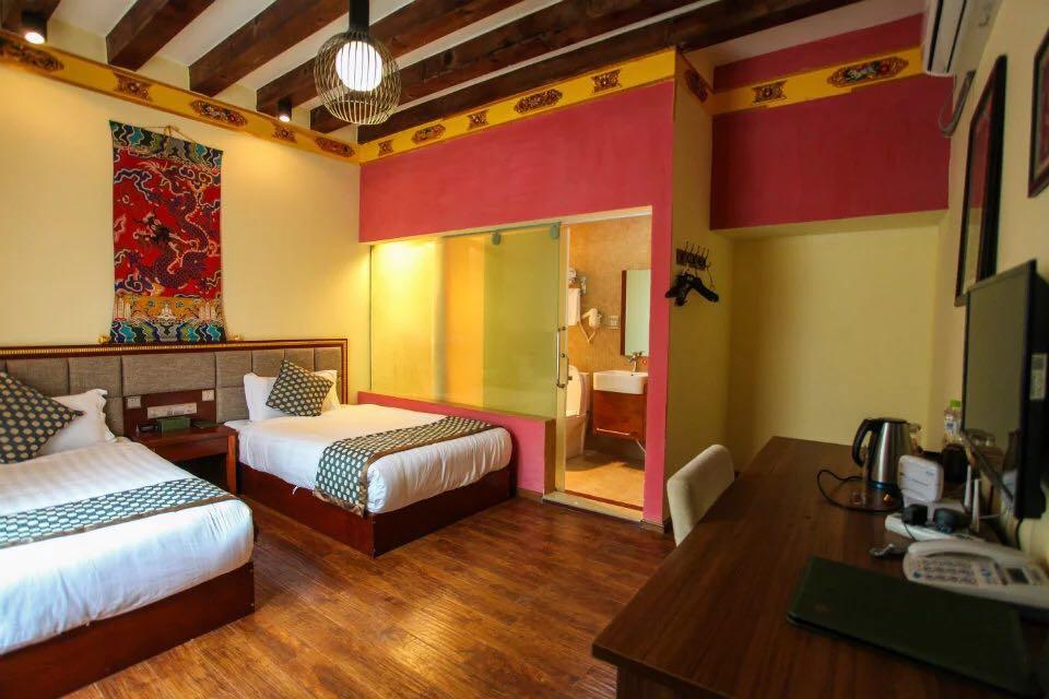 Inside Bodhi Inn