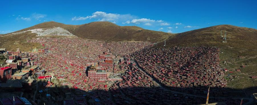 Baiyu County Pelyul Gompa