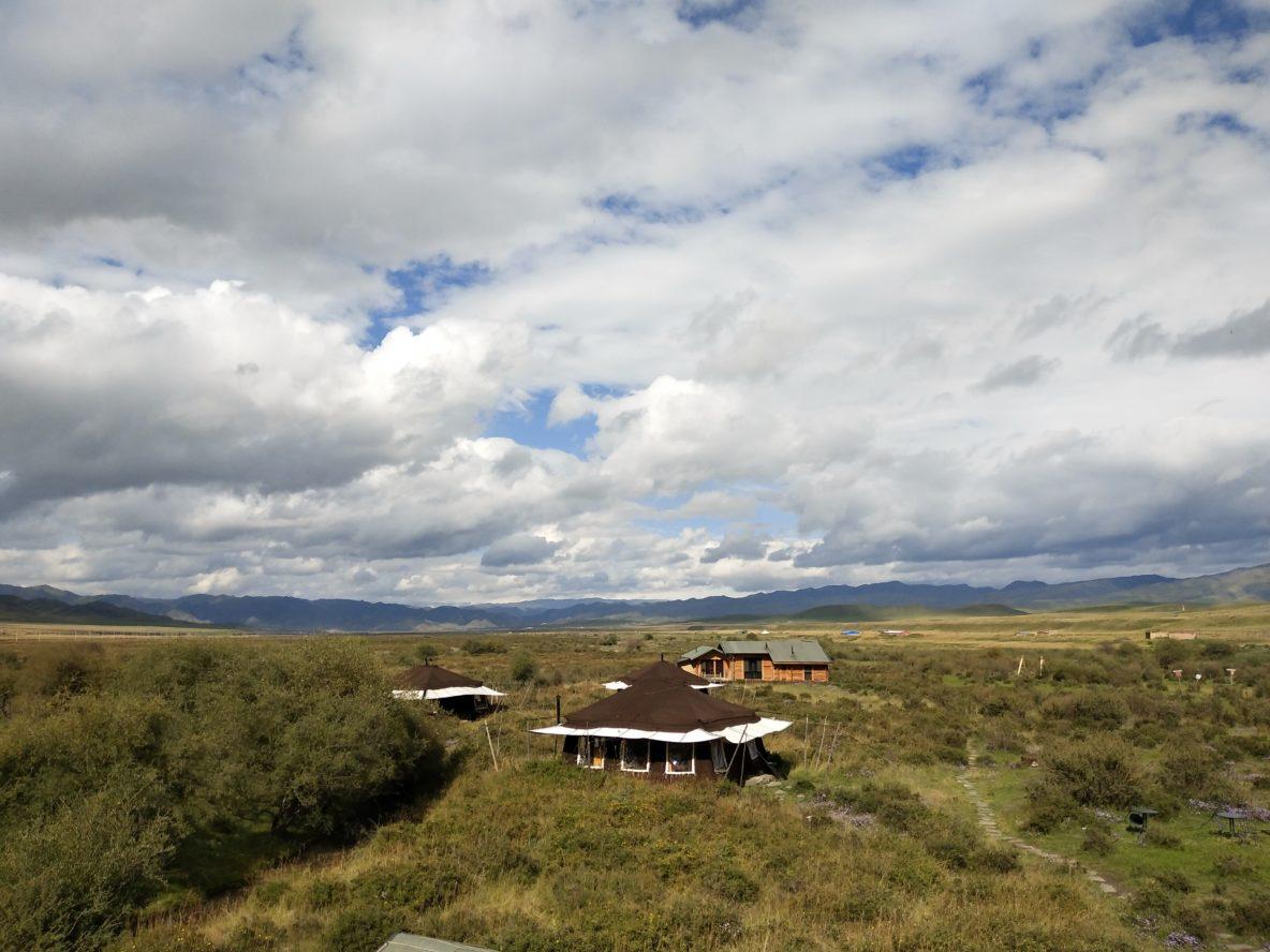 Norden Camp Amdo Tibet