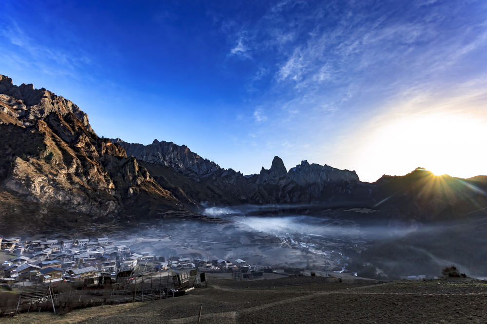 Zhagana Valley, Amdo Tibet