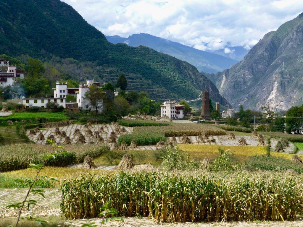 Danba Kham Tibet